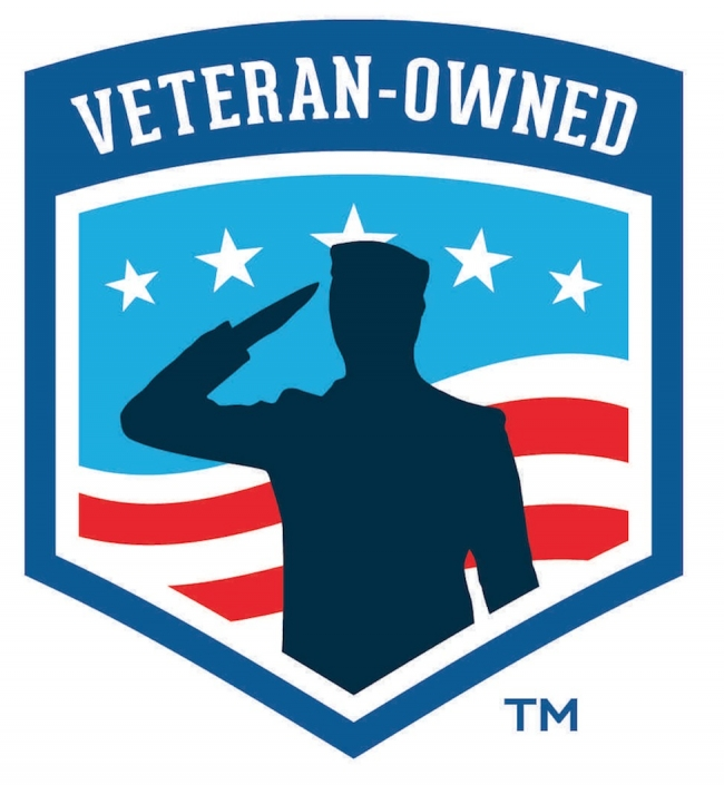 Veteran Owned InterNACHI logo